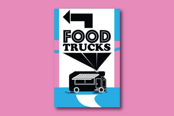 """food trucks"" poster sign 2019"