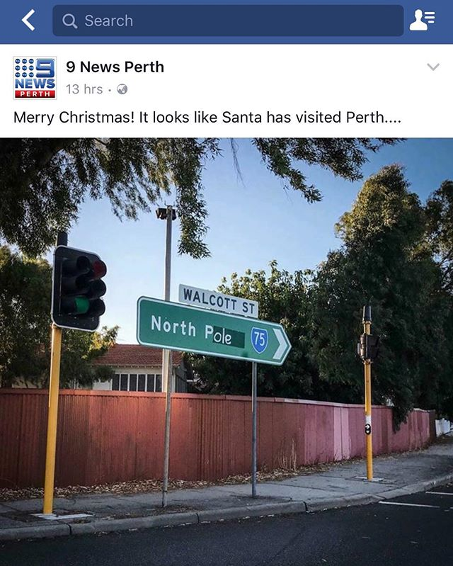 When @9newsperth steals your photo and passes it off as their own... 😡 We've seen a lot of people reusing this shot without appropriately tagging/crediting us as the photographer, but this takes the biscuit. Seriously not cool. 😒 #9newsperth #perth #soperth #myperth #streetsofperth #northperth @9news