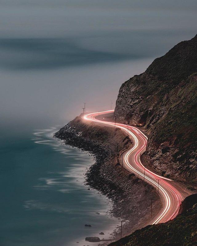 Sunday drive on the coast anyone?!⠀⠀⠀⠀⠀⠀⠀⠀⠀ @chrisvagrant ⠀⠀⠀⠀⠀⠀⠀⠀⠀ ⠀⠀⠀⠀⠀⠀⠀⠀⠀ #rawcalifornia #california #highway1 #roadtrip #cruise