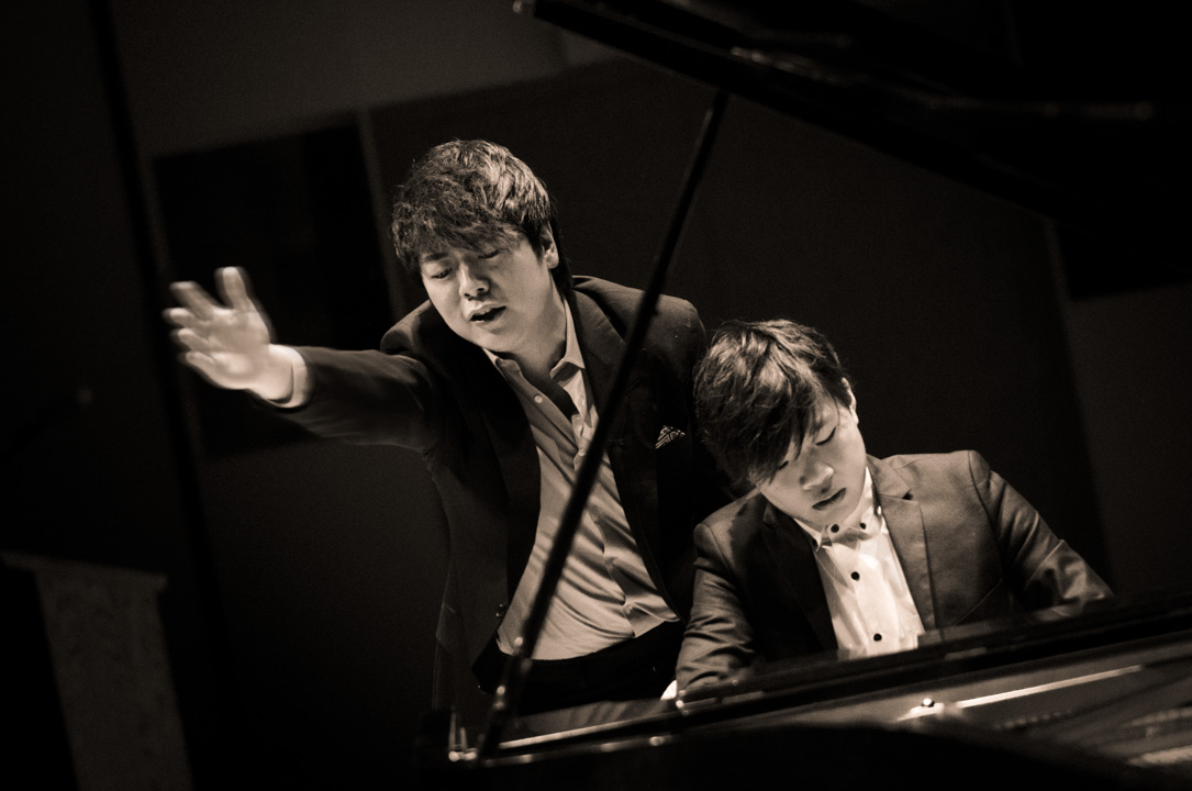 Masterclass with Lang Lang at McGill University -