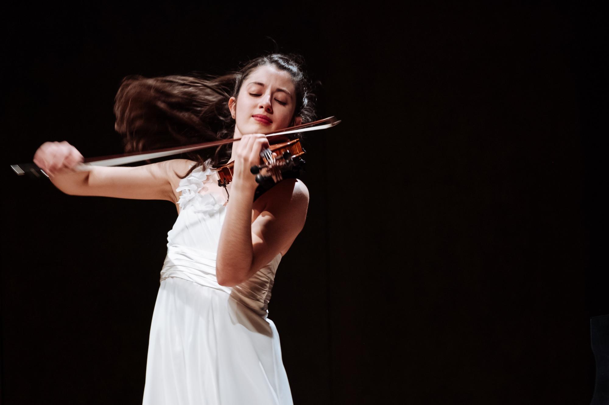Maria Dueñas at the CMIM 2019 Quarterfinals