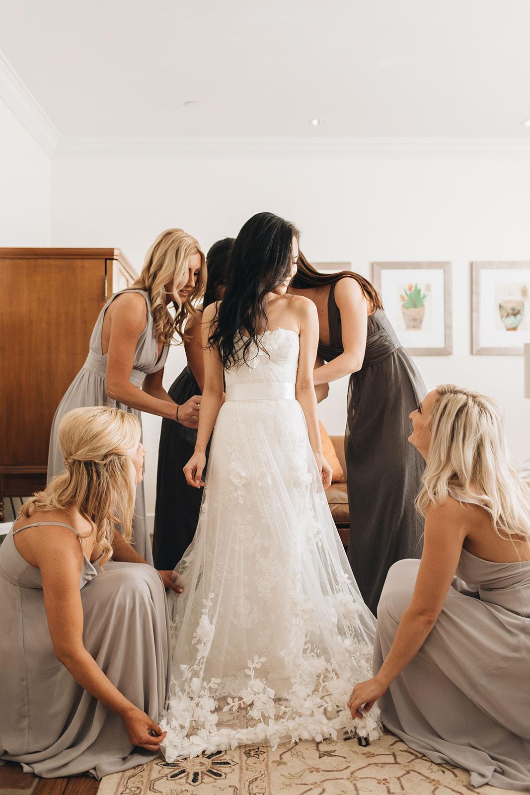 Belmond El Encanto Wedding Photography