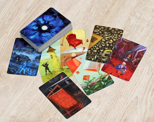 Some Dream cards...