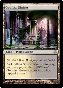 A cycle of lands I still haven't completed playsets of...