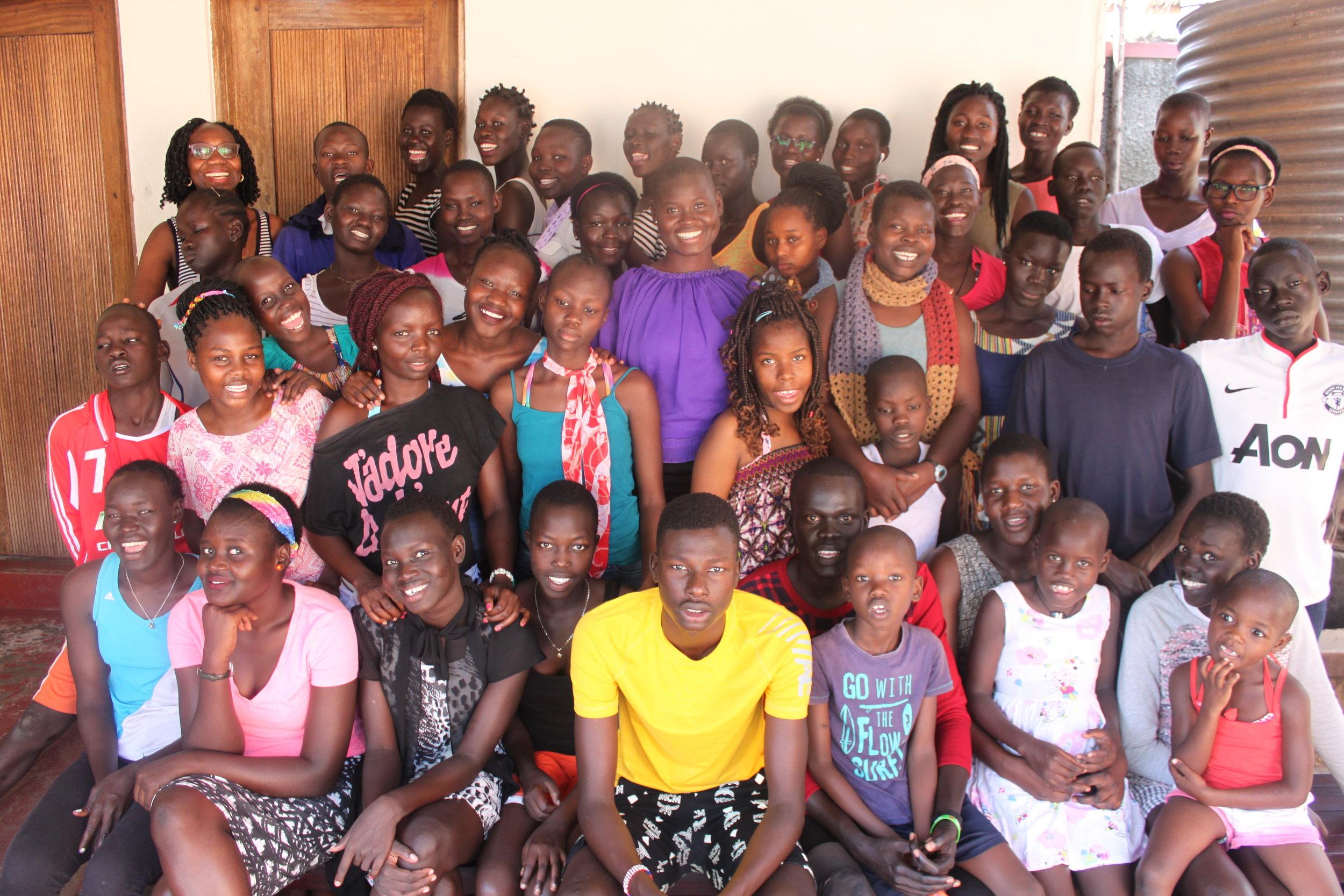 CCC in Uganda