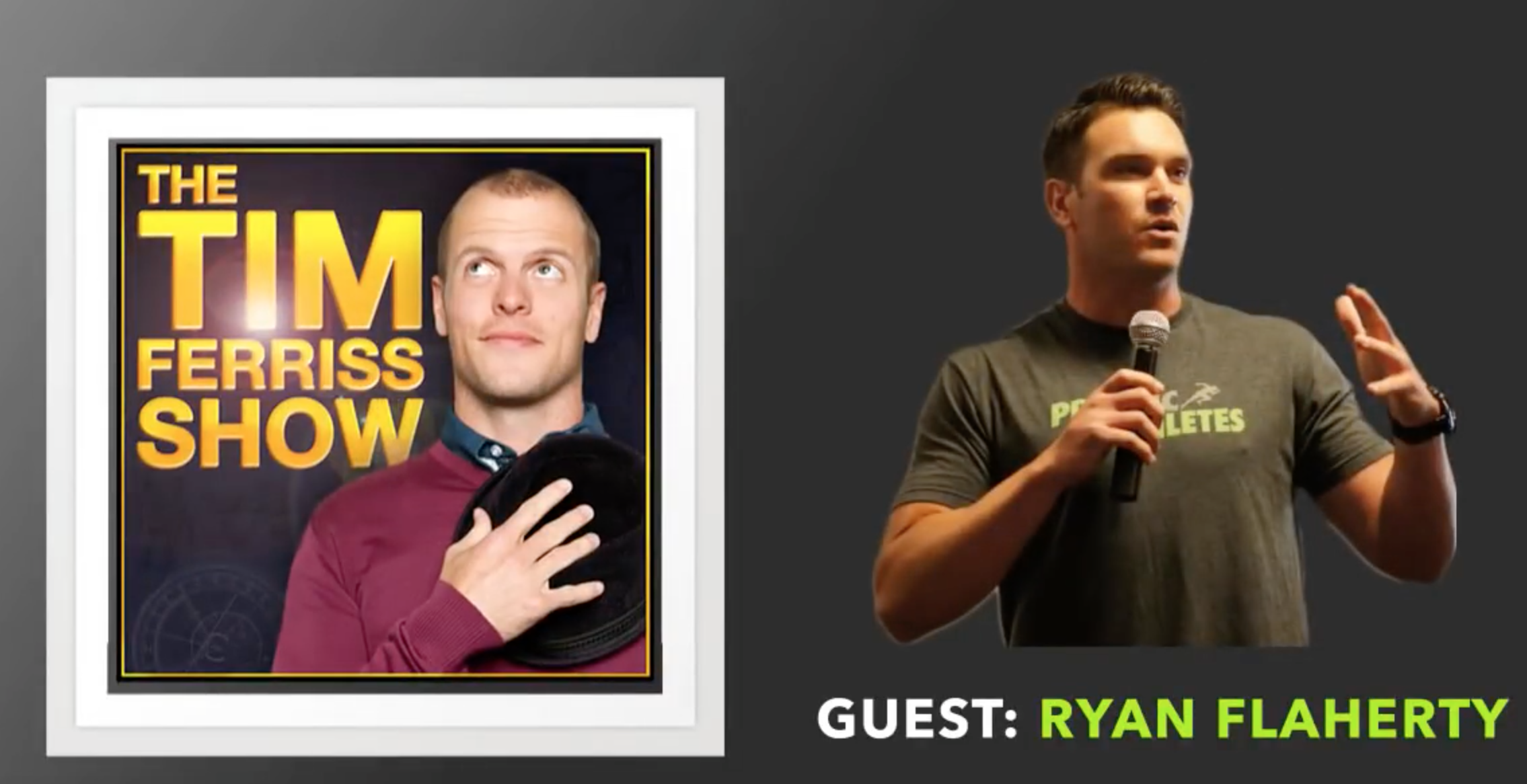 THE TIM FERRISS SHOW - PODCAST