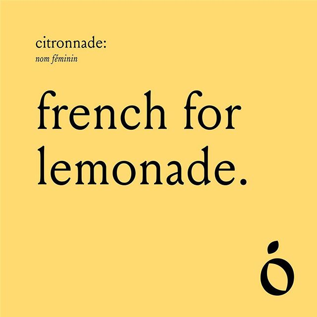 Citronnade (sitʀɔnad): direct translation; lemonade. But it means so much more to us. A bright squeeze of ingredients to make one delicious product. Fresh, energetic, yet refined. A unique twist on a classic. We are Citronnade. 🍋👯‍♀️ . . . #citronnade #deuxfemmes #designfeed #visualgraphic #brandidentity #welovebranding #oaklandcreatives #womenwhodesign #womenempoweringwomen #designspiration #designstudio