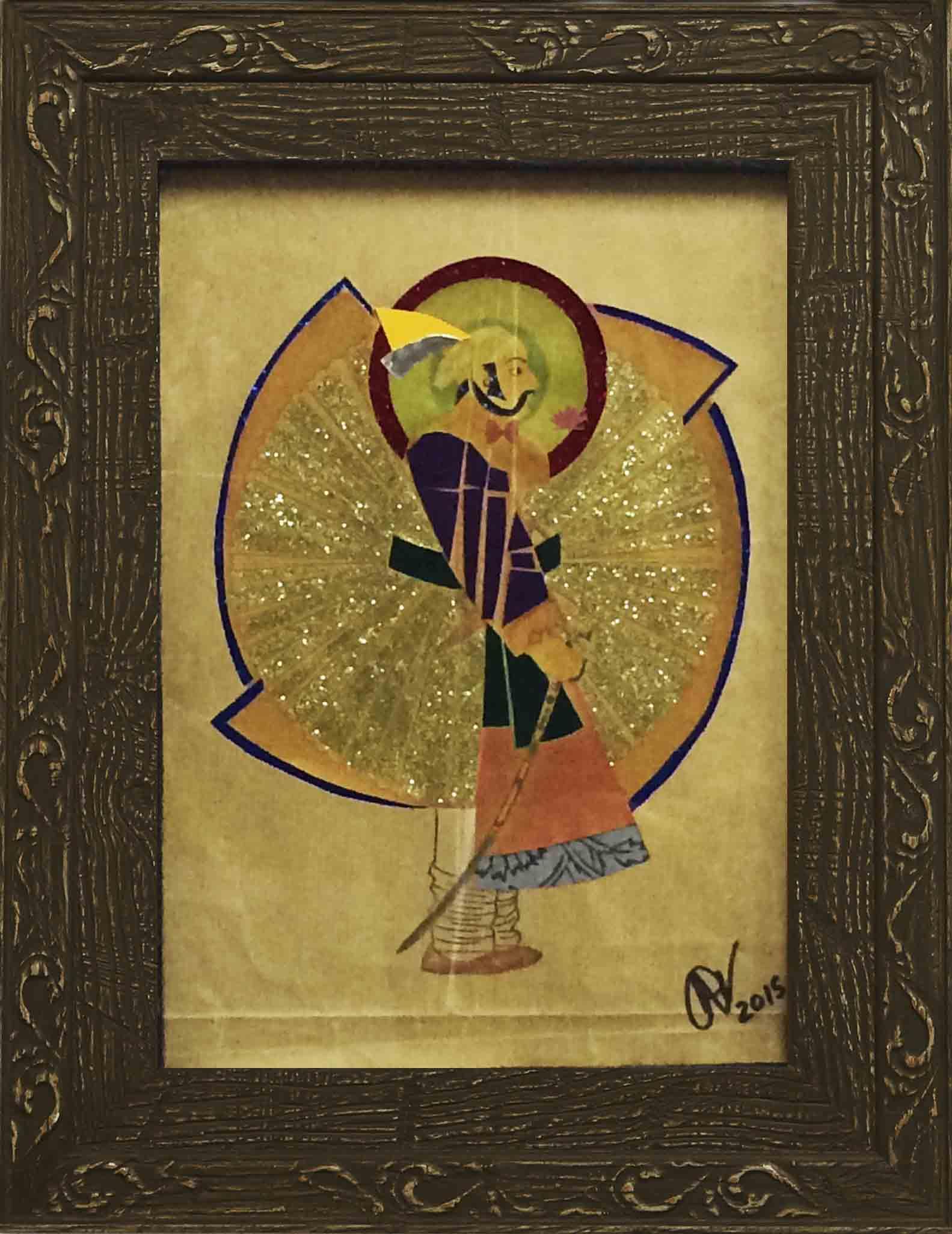 Golden Maharaja Hormazd Narielwalla.jpg