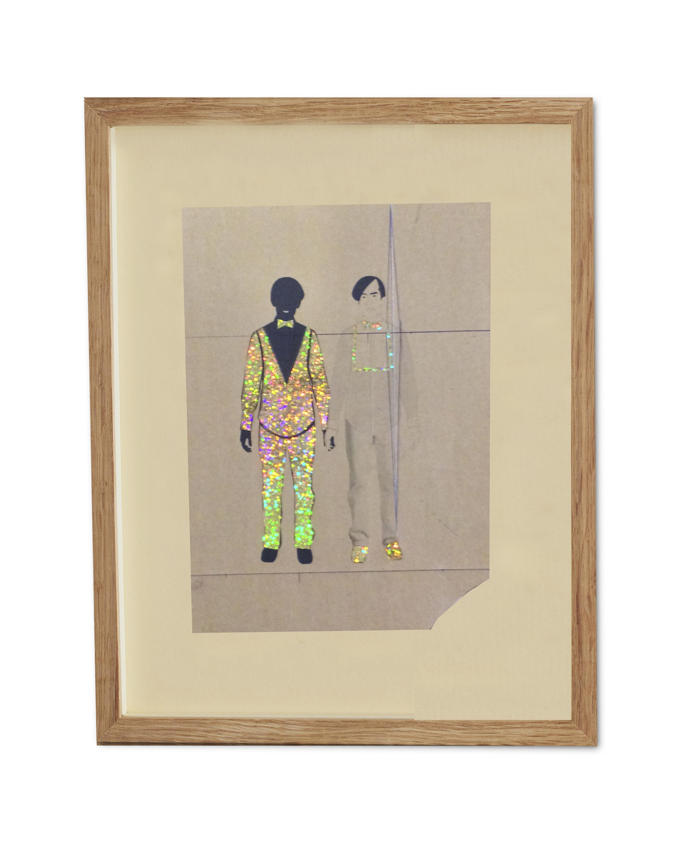 Opulent Alter-Ego  , 2015  38.2 x 29.6 cm (framed) £440