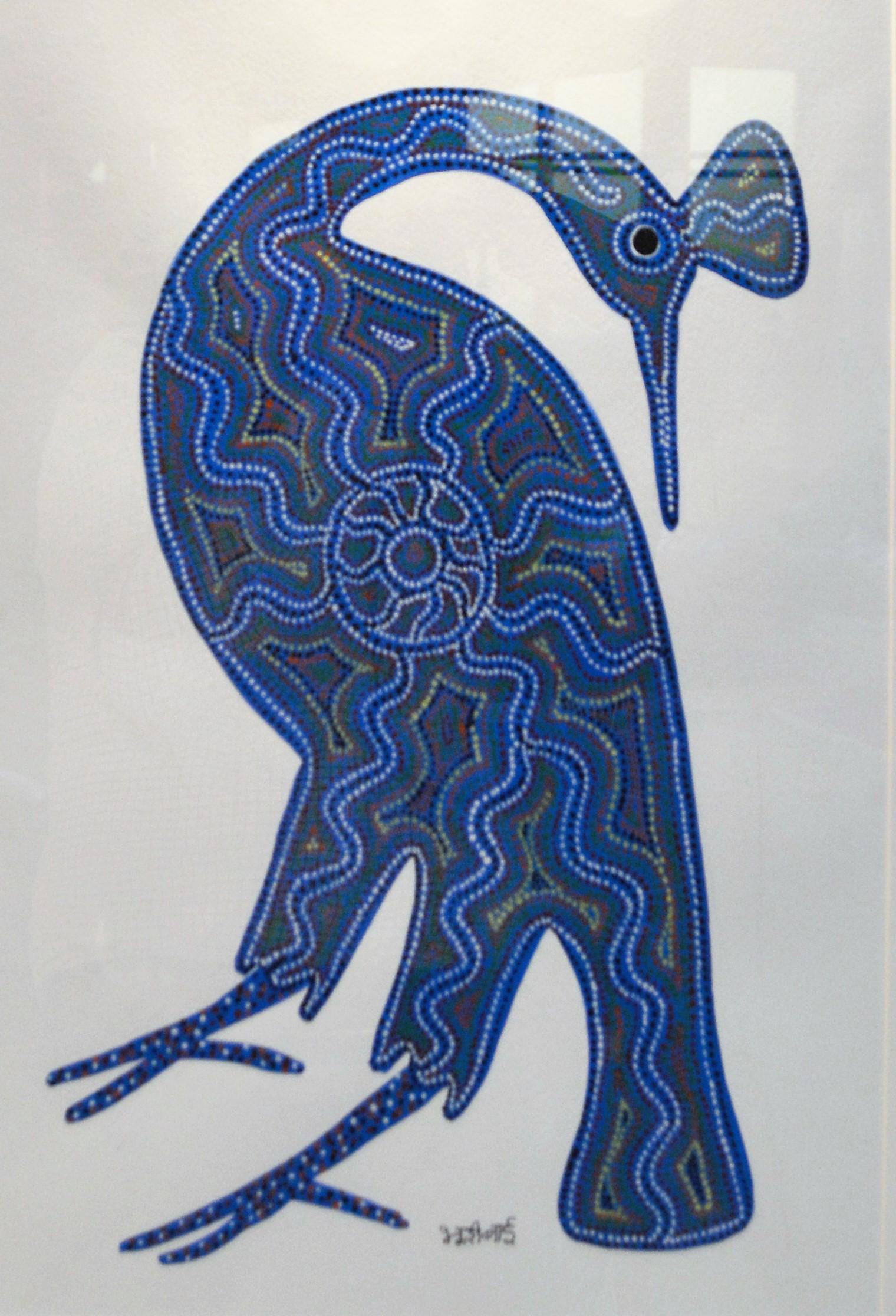 Bhuri Bai, Untitled, acrylic on paper, 48x33cm, 2014.jpg