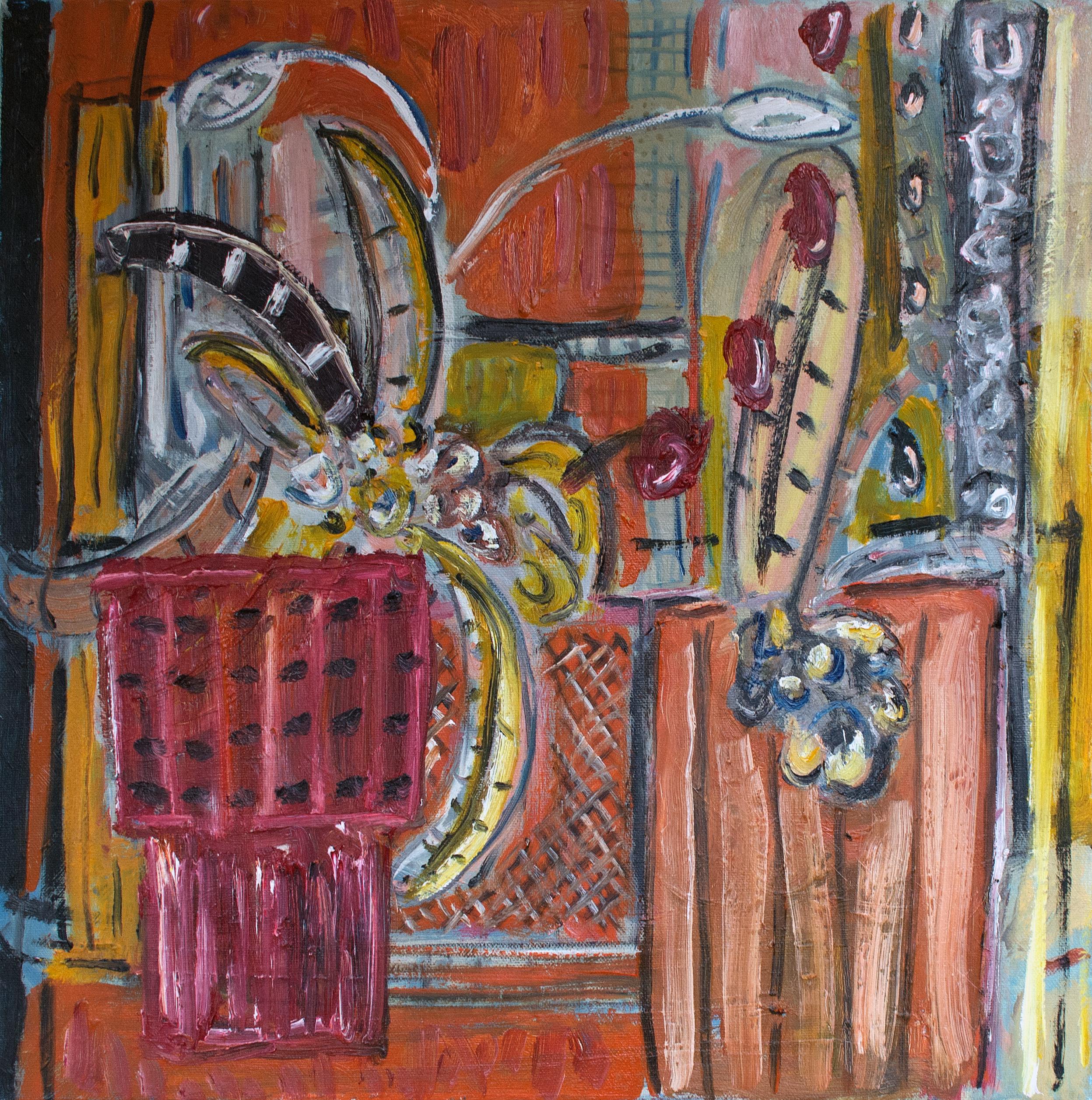 Alec Cumming, Big Snapper, oil on canvas, 50x49.5cm, 2015.jpg
