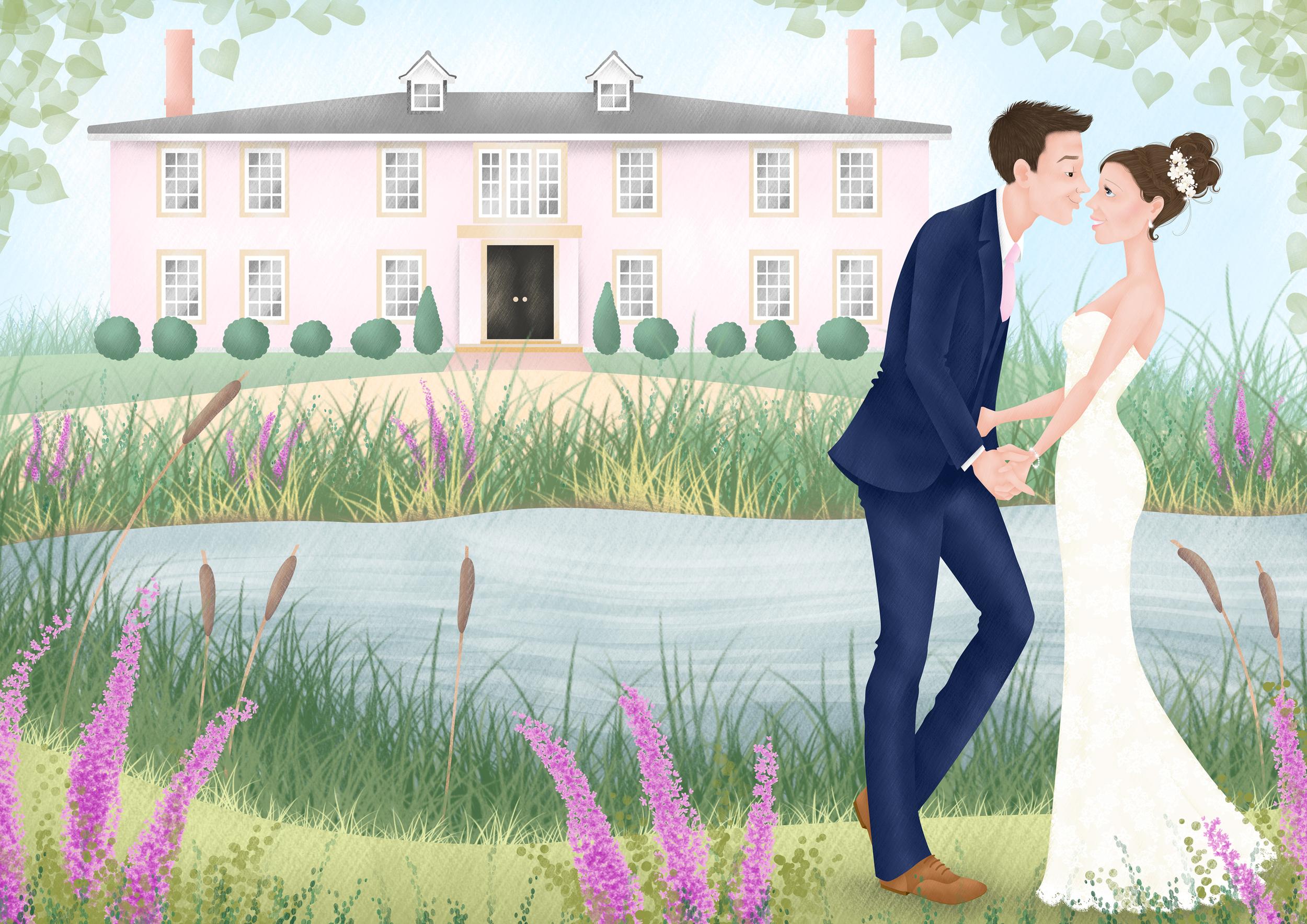 Image courtesy of Hannah Weeks Illustration