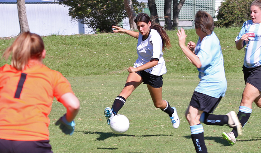 Byron's Wildcats took a solid 5-2 win over Ballina in Round 3 of the Callan-McMillan Cup