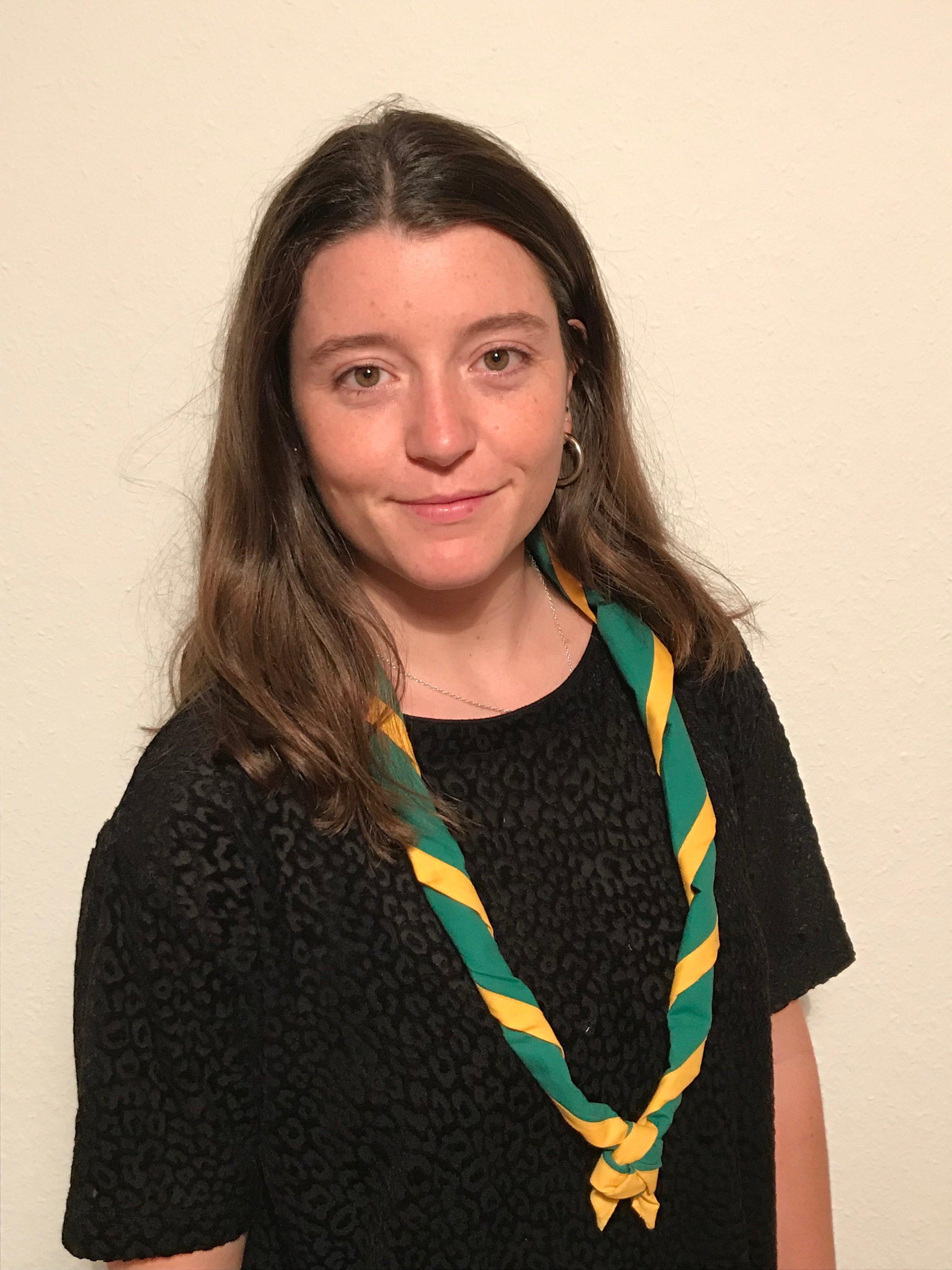 Emélie Dunn / Skip  Beisitzerin