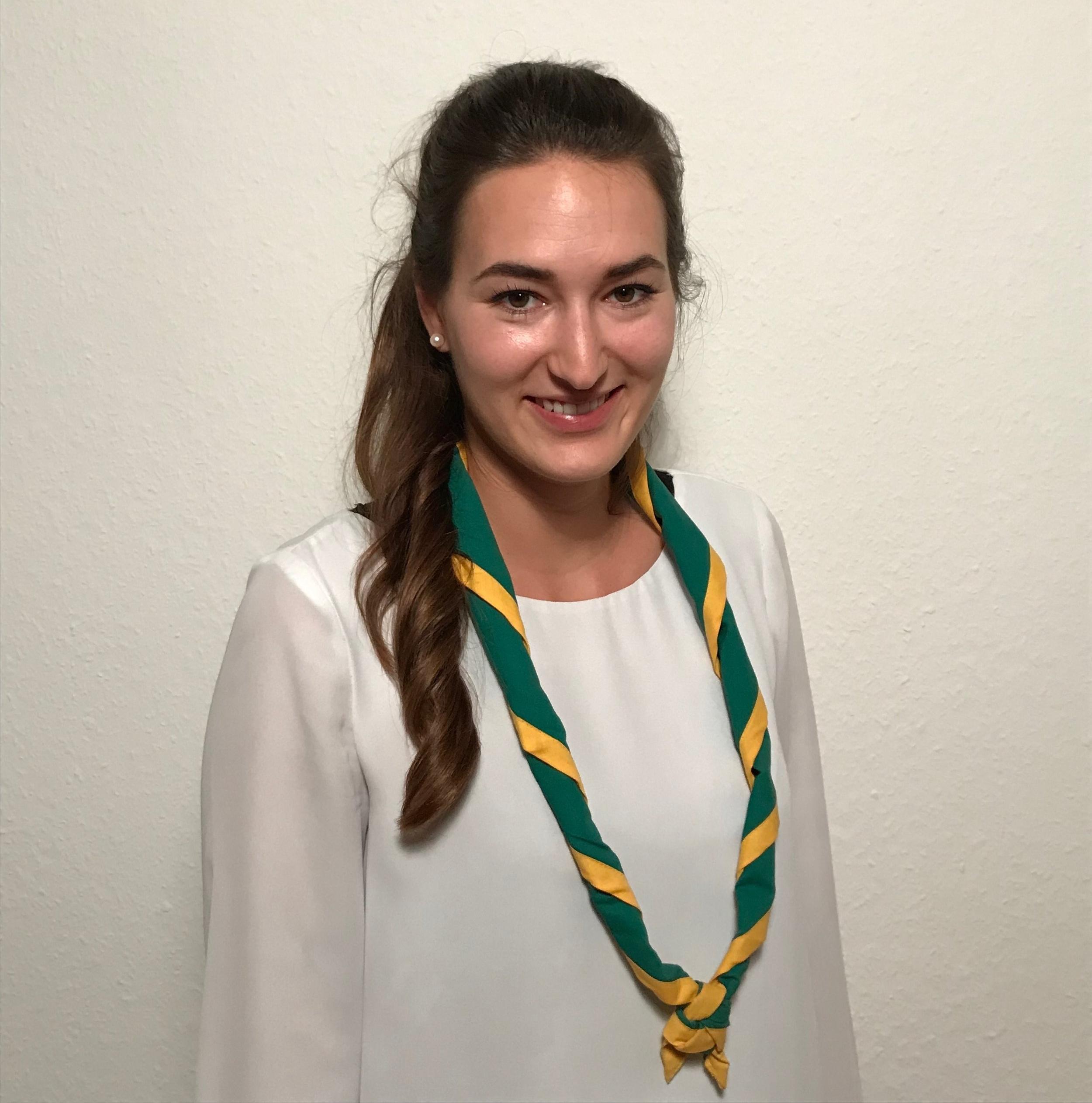 Anna Keuerleber / Spatz  Präsidentin