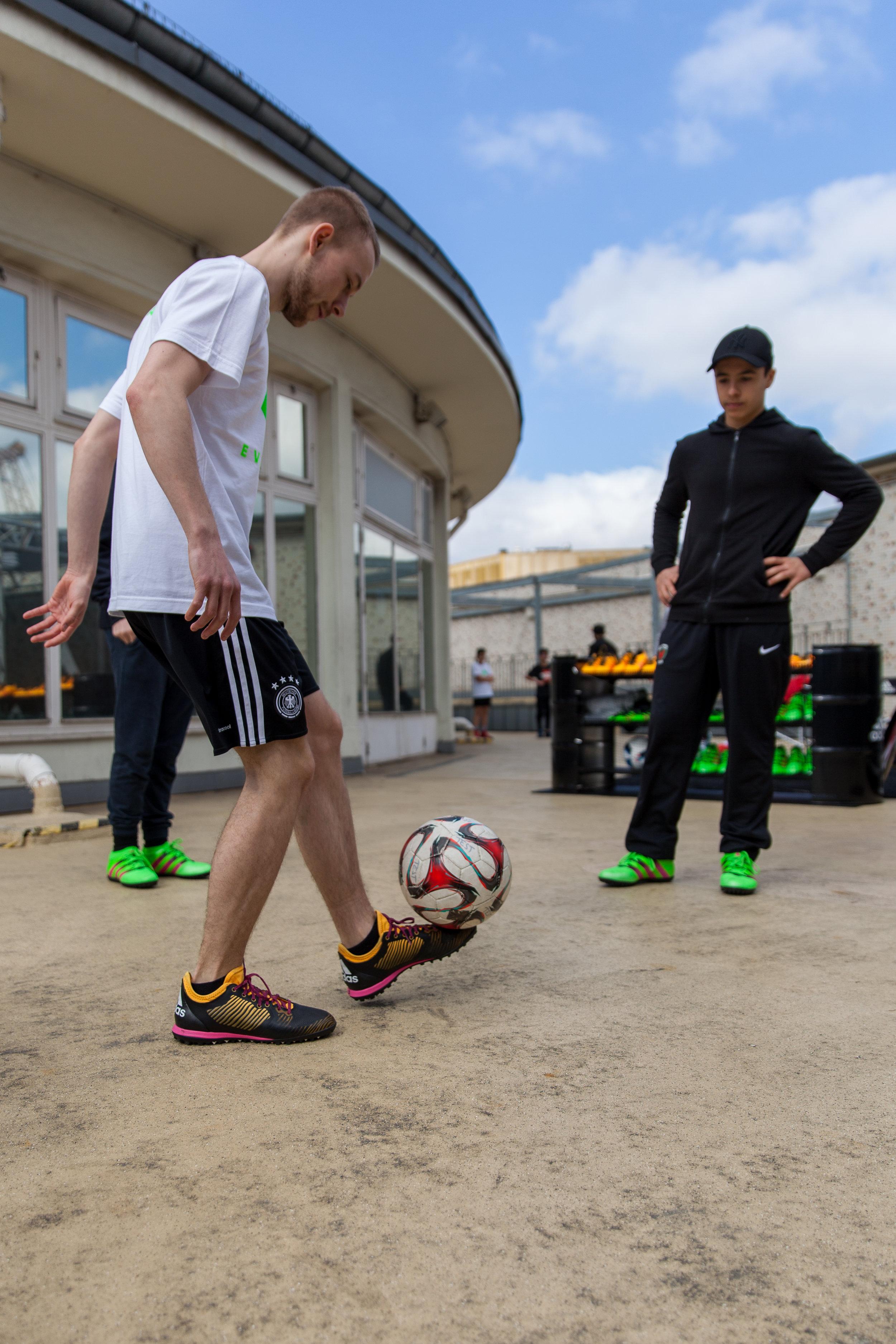 Karstadt Sports - Adidas - Inspiring