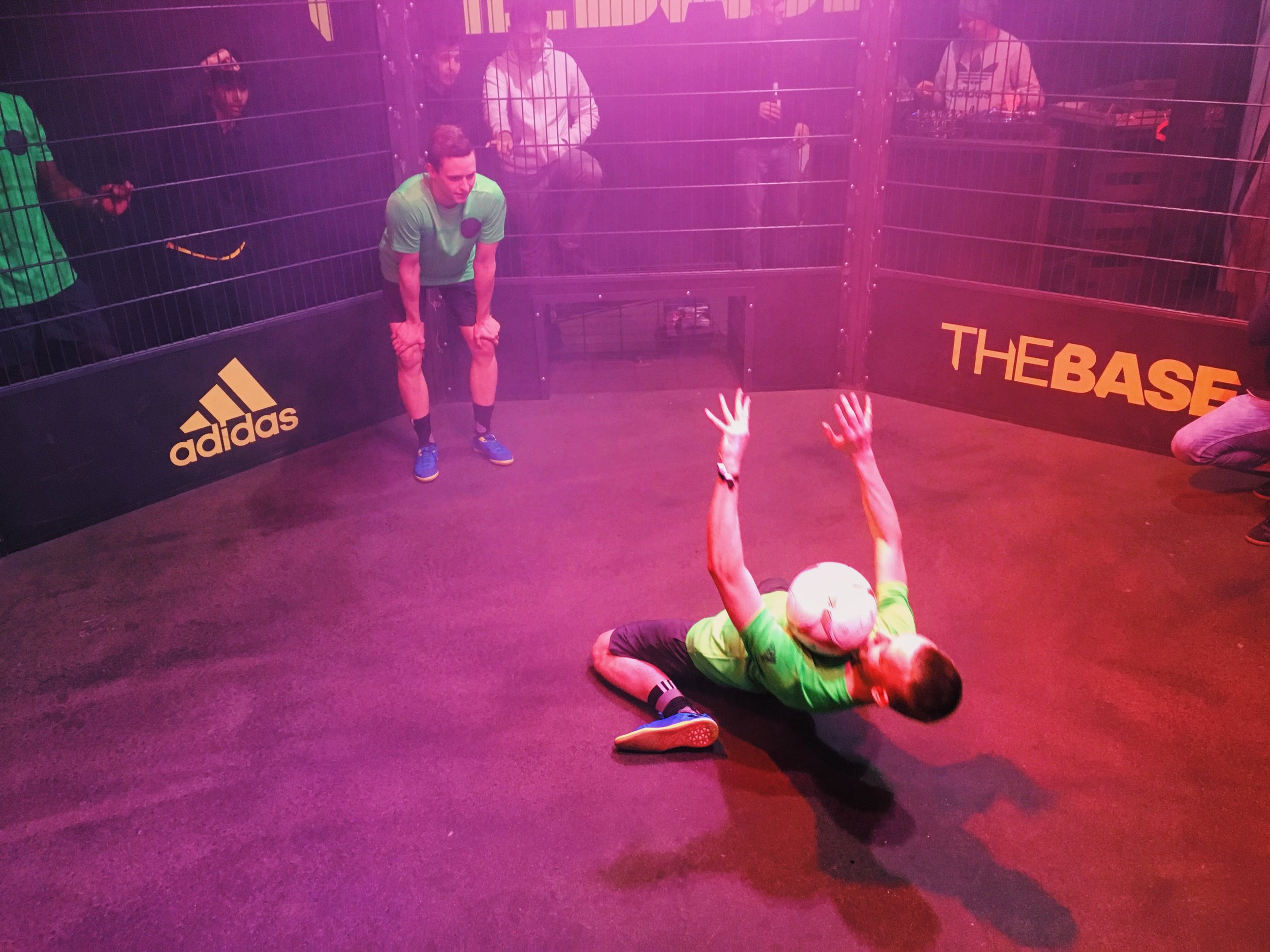 Adidas - The Base - Panna Event