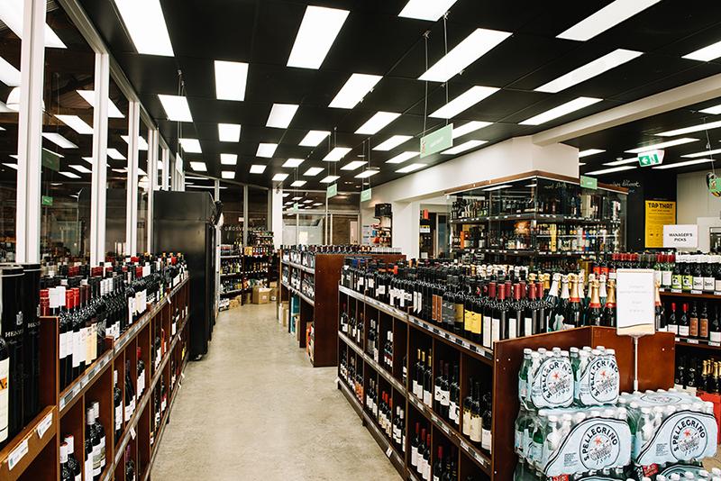 Grosvenor Grocery & Bottle Shop