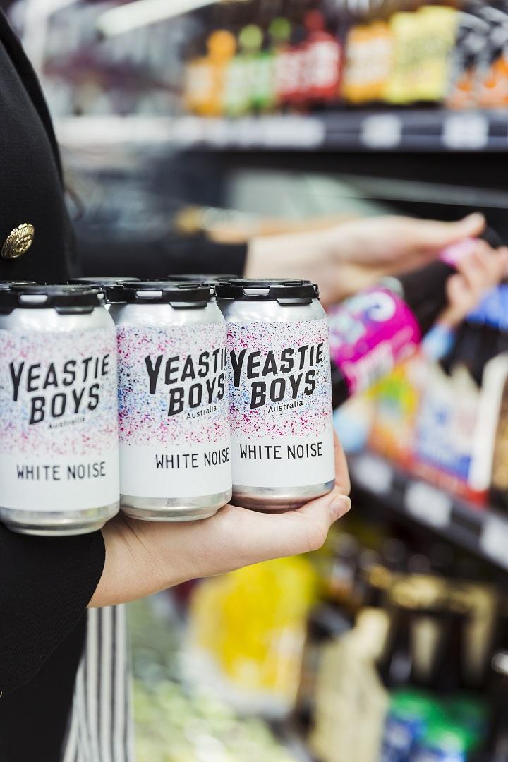 Yeastie Boys Craft Beer