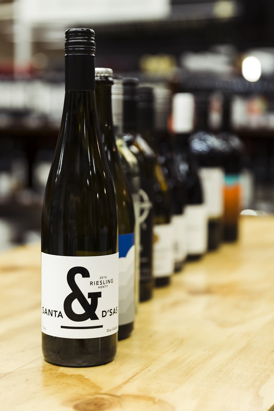Local & Imported Wines