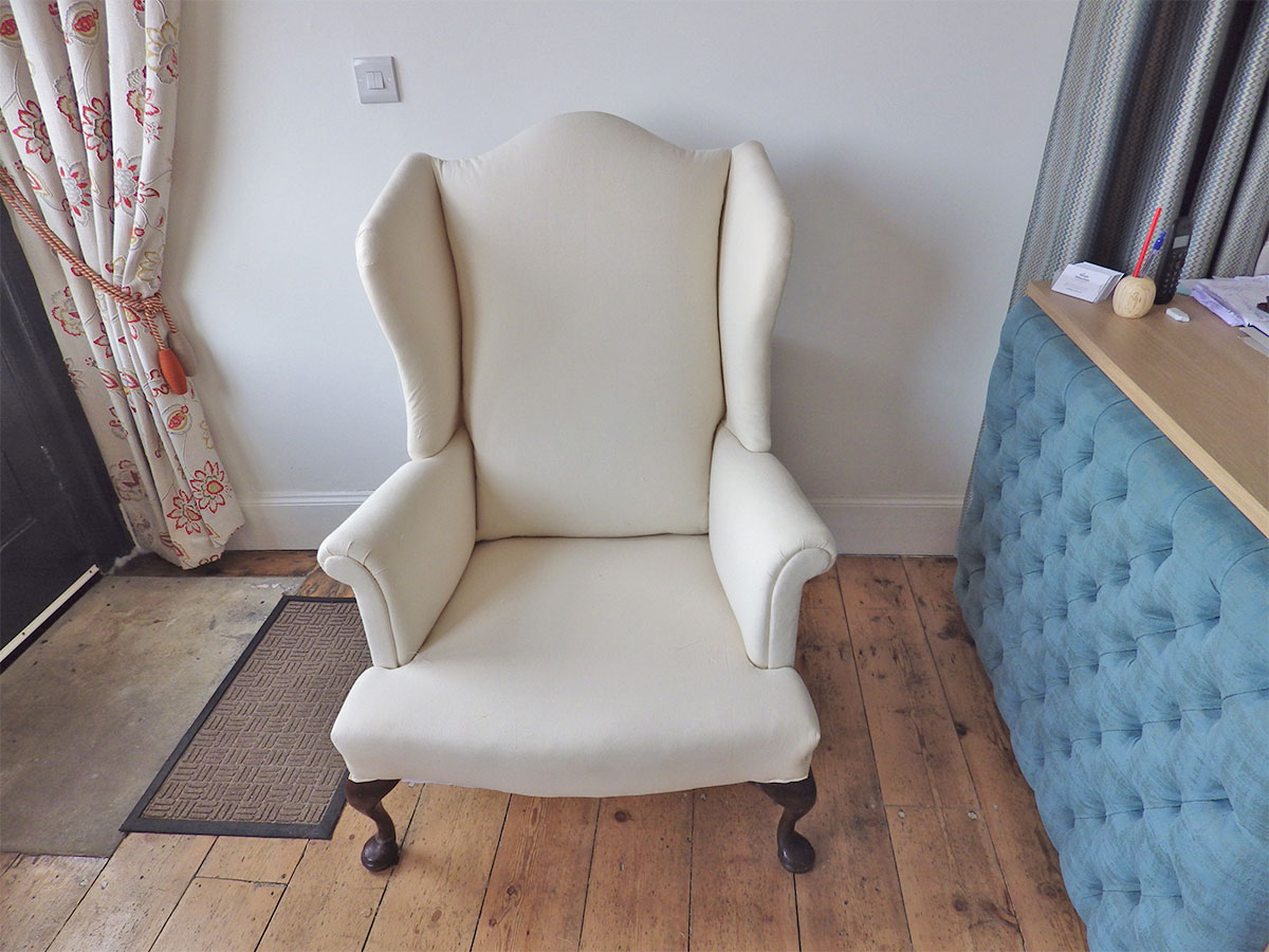 Loose cover chair