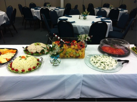 Let us help you design a display for     your event!
