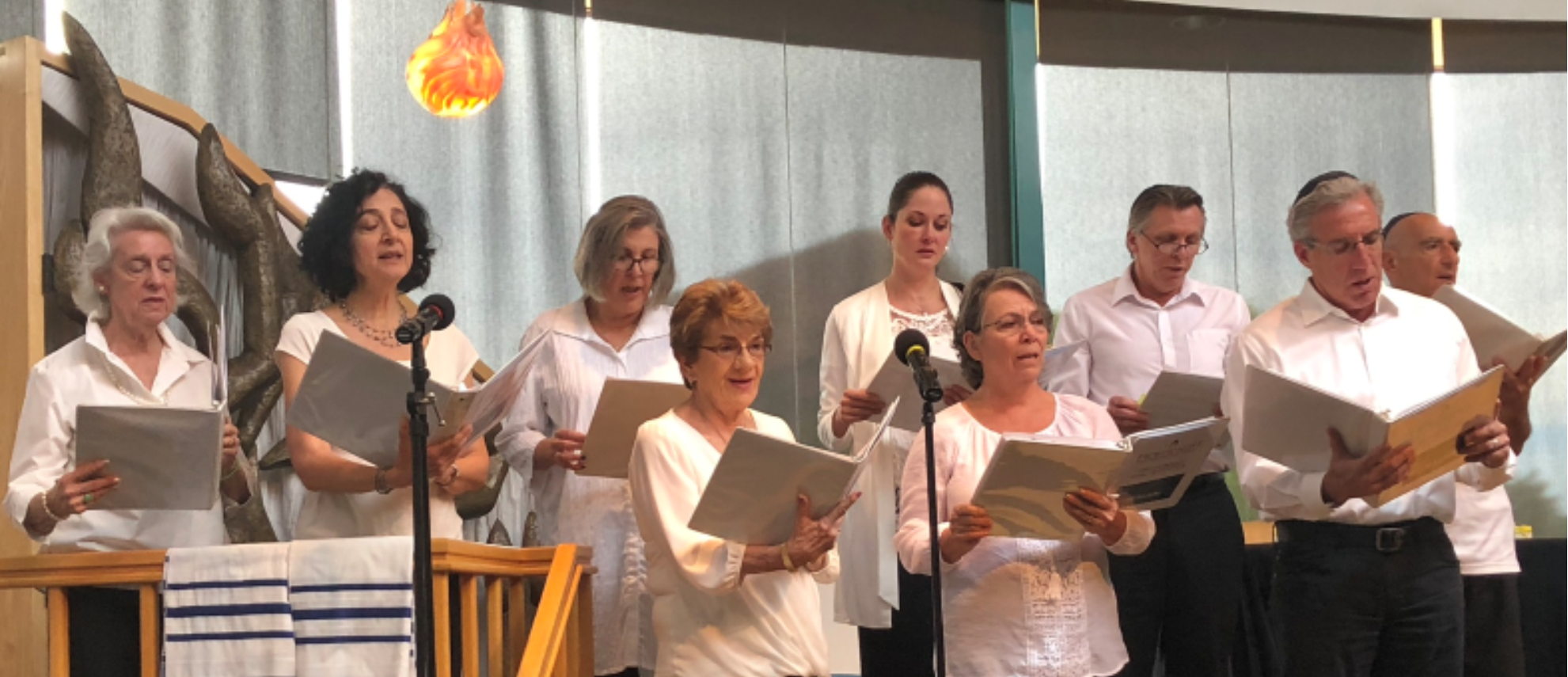 Our Beautiful Shalom Singers