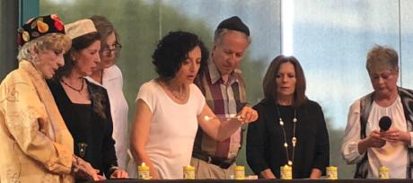 Yom Hashoa Ceremony