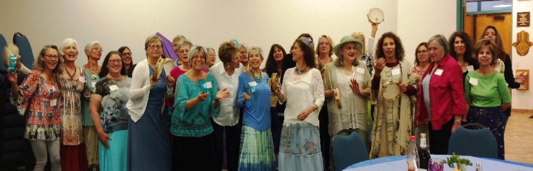 Women's Havurah Seder at the JCSVV 2019