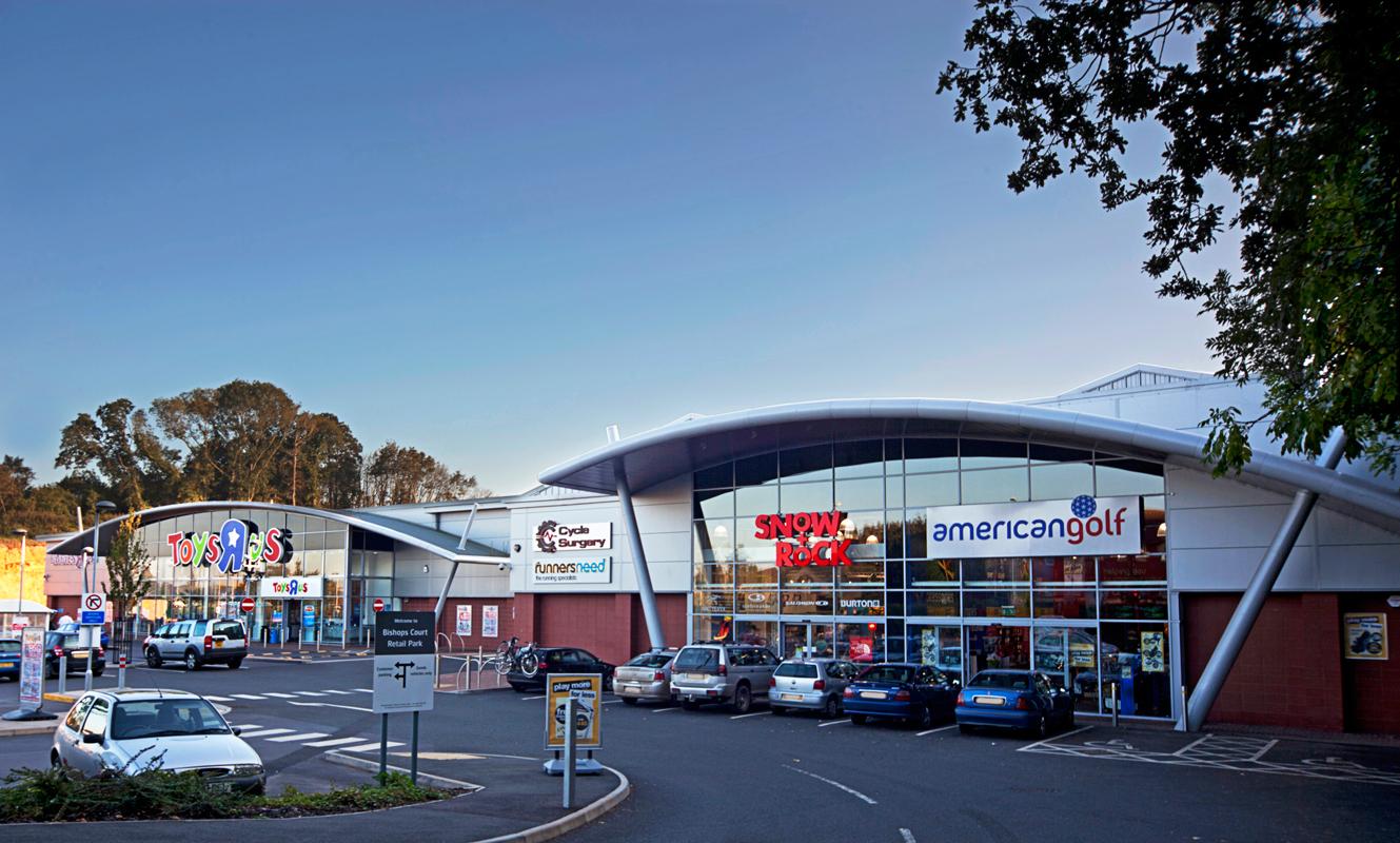 Bishop's Court Retail Park, Citygrove