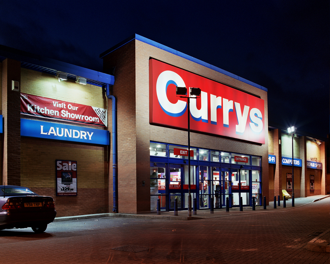 Currys Superstore, London, Citygrove