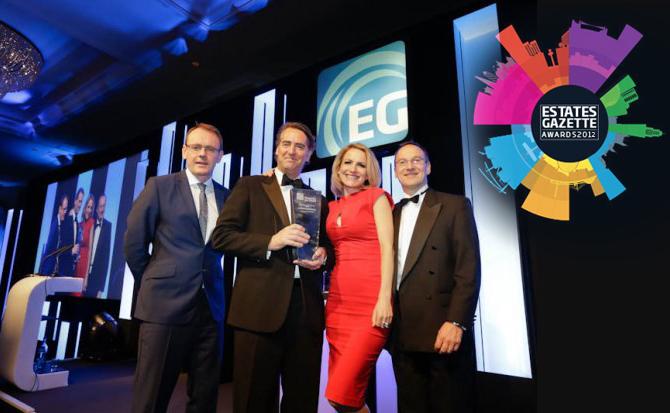 Estates Gazette's Award - December 2012