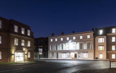St James's Place Newbury
