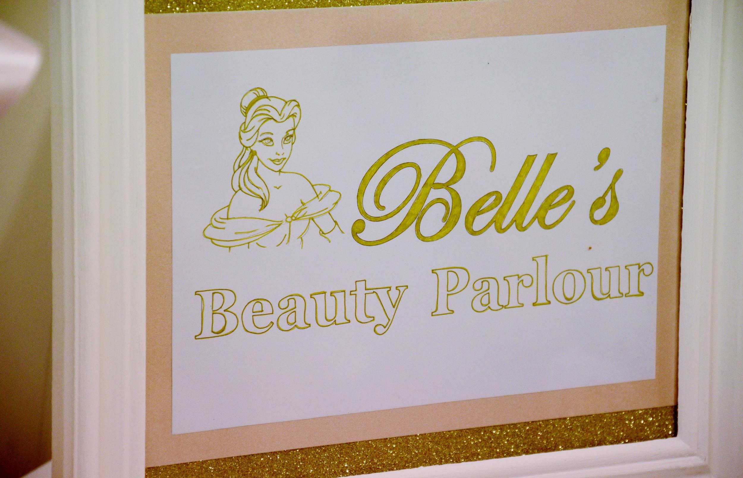 Belles beauty parlour
