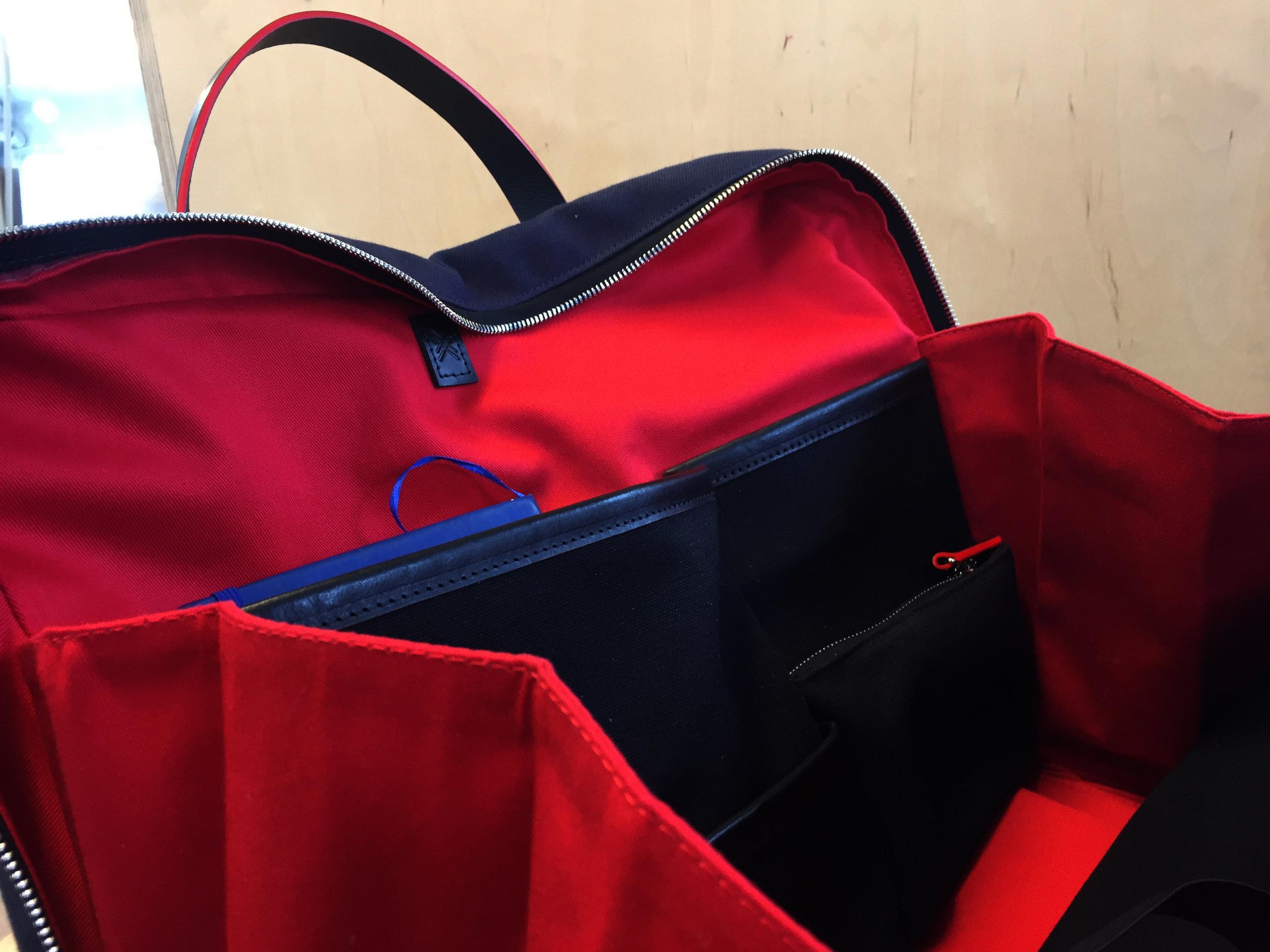 James Hebbert bag