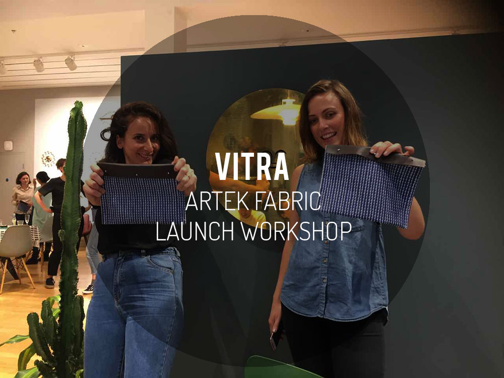 vitra studio candice lau workshop