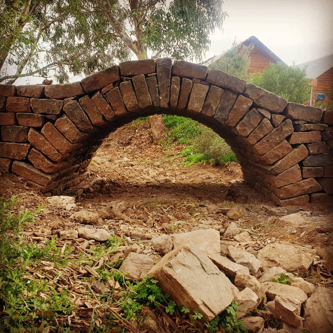 Dry Stone Bridge, Aldinga, South Australia