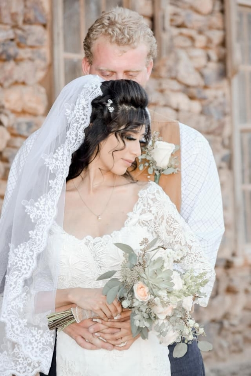 Romantic Desert Weddings - Let the romance of the faithfully restored Wild West Vulture City make your special day unforgettable.