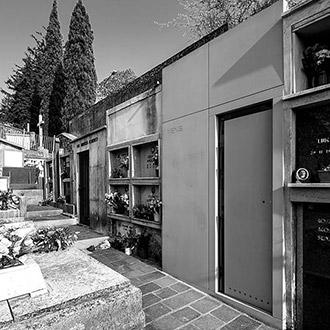 Piero Siega /Tomba di Famiglia