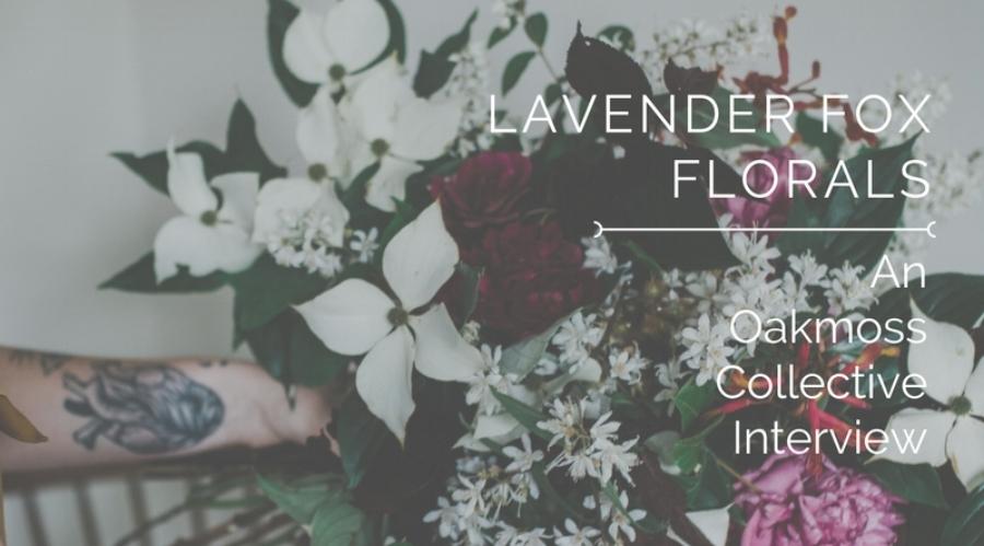 Lavender Fox Florals