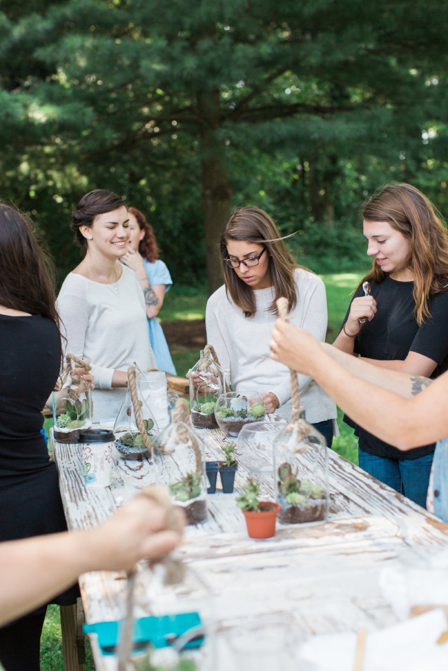 Terrarium Garden Workshop - OMC