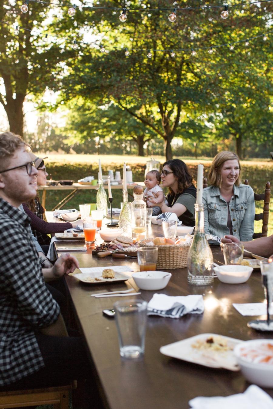 OMC Creatives Dinner