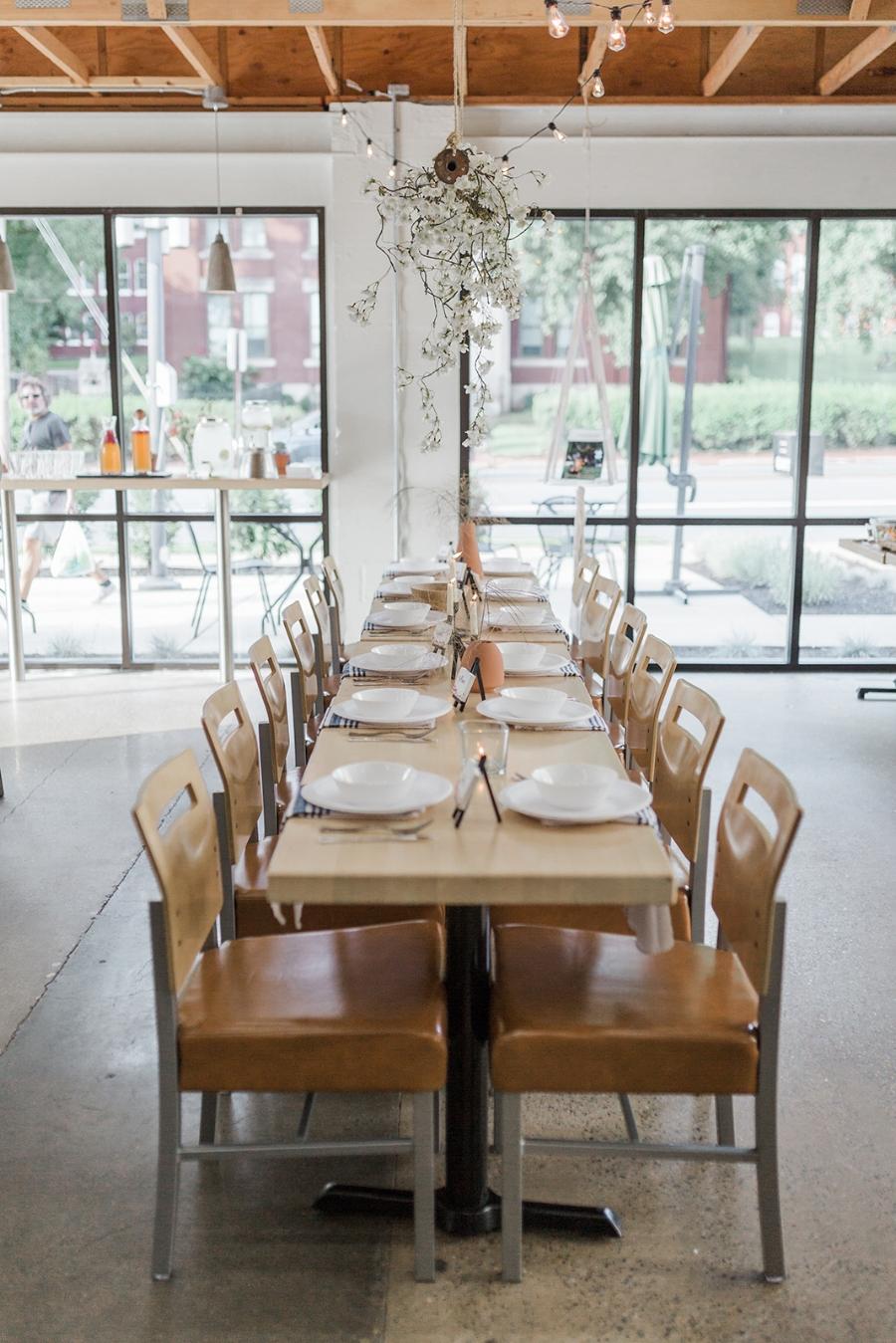 Oakmoss Collective Creatives Dinner