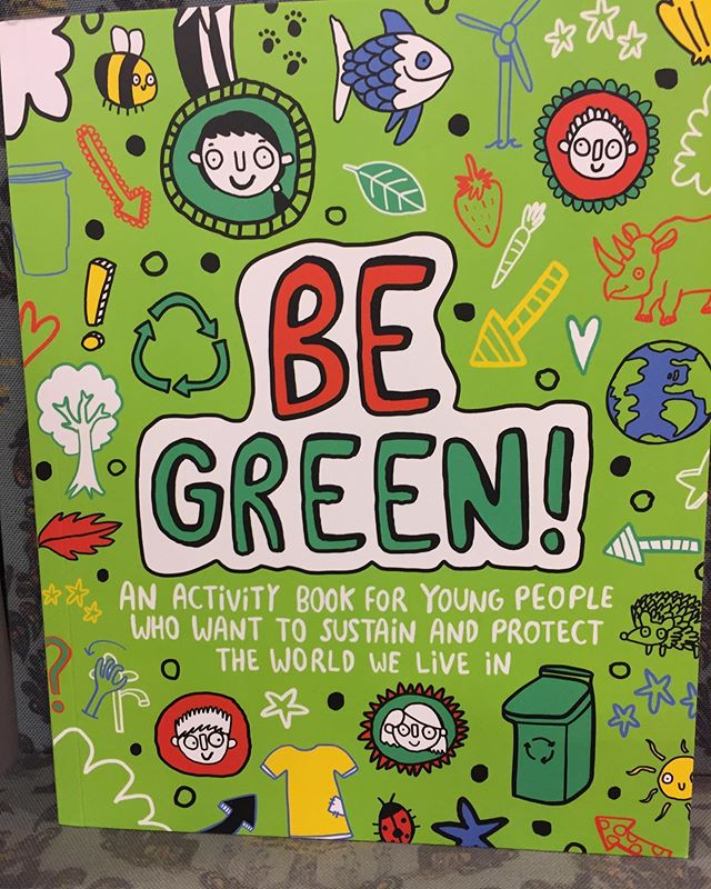 Great book for the summer holidays #begreen #protectourworld