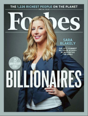 You don't have to create the next Spanx to be a successful entrepreneur.
