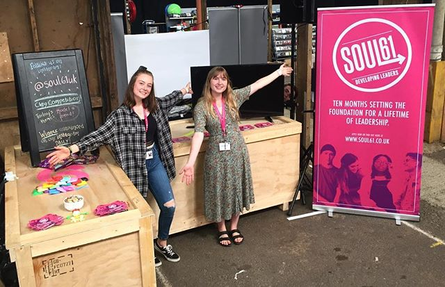 Want to find out more about our leadership course? Come to the toolshed! #soul61 #soulsurvivor18 #applynow