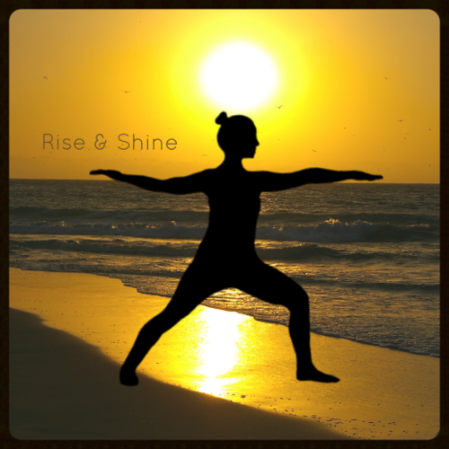 Yoga Genève - yoga matinal - rise & shine