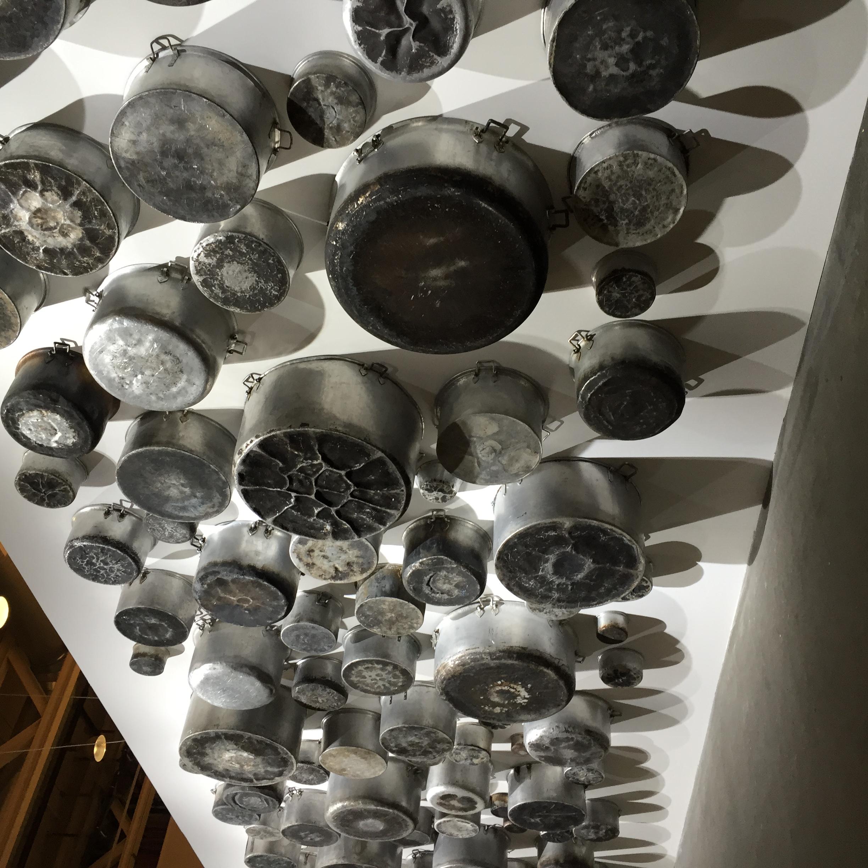 Maha Malluh | Food for Thought 'Almuallaqat', 2014, Galerie Krinzinger.