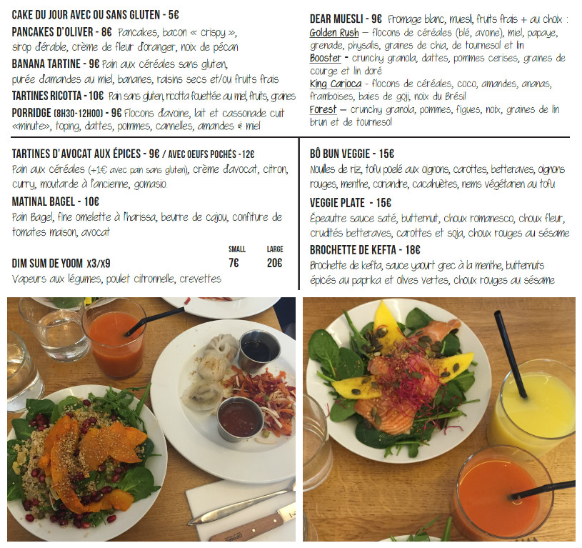Mademoiselle DB blog lunch Season Paris