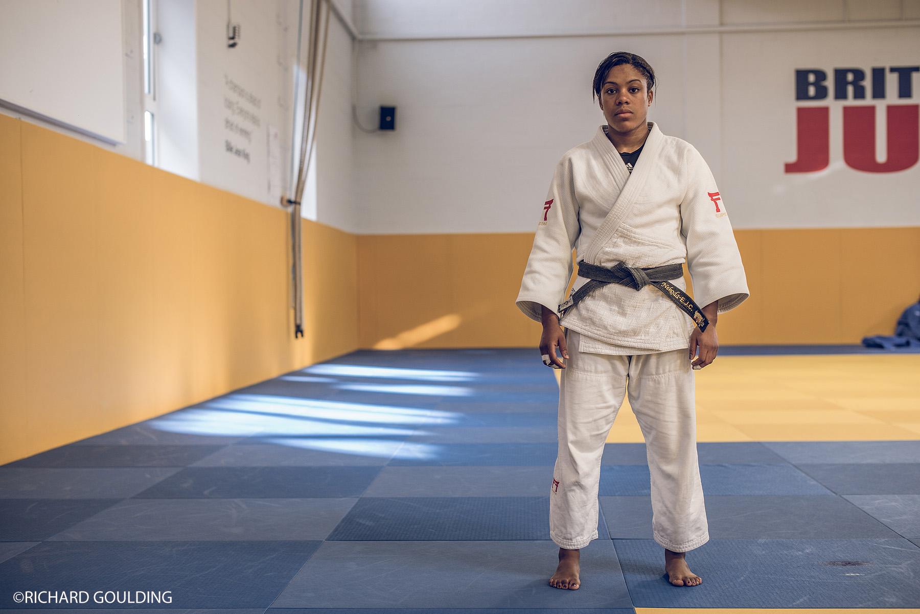 Nekoda Davies, Judo Team GB